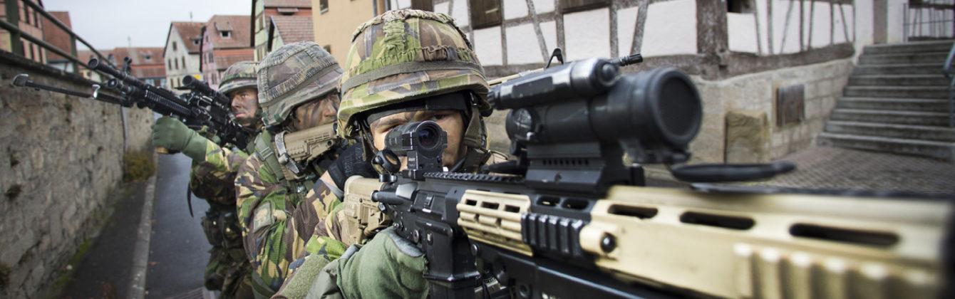 Actie Bij Defensie